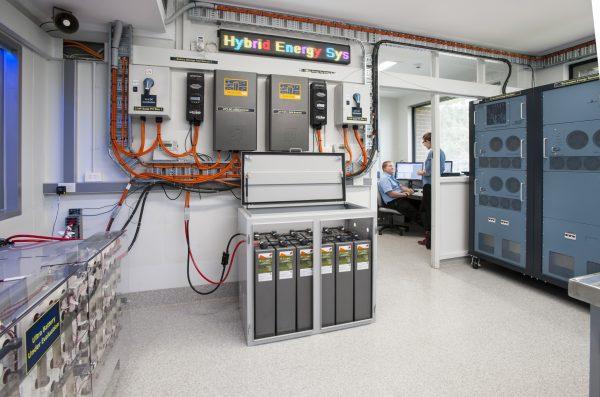Centre for Hybrid Energy Systems